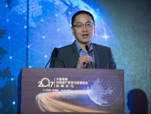 翟立宏:信托業開展財富管理業務具多項優勢
